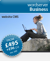 wordserver website software | wordserver Business (e200) > user-friendly website software and content management system (CMS) accessible for all